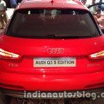 Audi Q3 S Edition rear