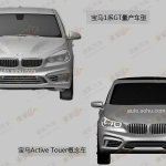 BMW Concept Active Tourer production version front