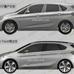 BMW Concept Active Tourer production version side