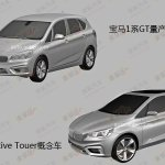 BMW Concept Active Tourer production version