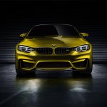 BMW Concept M4 Coupe front
