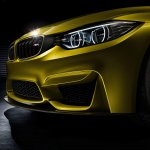 BMW Concept M4 Coupe splitter