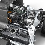 BMW i8 motor