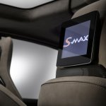 Ford S-Max Concept LCD screens on the headrests