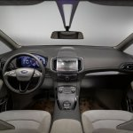 Ford S-Max Concept dashboard