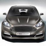 Ford S-Max Concept front fascia