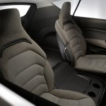 Ford S-Max Concept individual rear seats