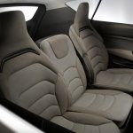 Ford S-Max Concept rear seats