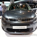 Front of the 2014 Citroen Grand C4 Picasso