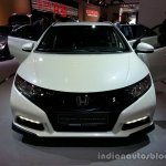 Front of the Honda Civic Tourer