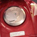 Fuel filler of the Honda Dream Neo