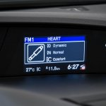 Honda Civic Tourer damper system