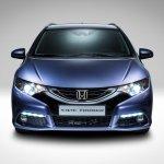 Honda Civic Tourer front
