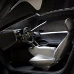Interior of the Kia Niro Concept
