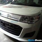 Maruti Wagon R Stingray front fascia