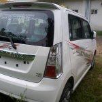 Maruti Wagon R Stingray rear three quarter