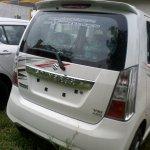 Maruti Wagon R Stingray rear