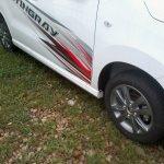 Maruti Wagon R Stingray side