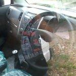 Maruti Wagon R Stingray steering wheel