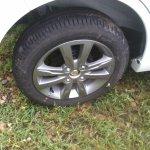 Maruti Wagon R Stingray wheel
