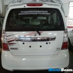 Maruti Wagon Stingray Rear fascia