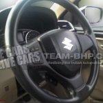 Maruti YL1 Sedan steering wheel