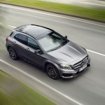Mercedes GLA top