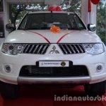 Mitsubishi Pajero Sport Anniversary Edition front