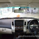 Mitsubishi Pajero Sport Anniversary Edition interiors