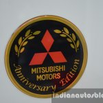 Mitsubishi Pajero Sport Anniversary Edition logo