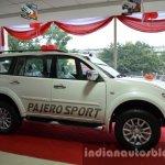 Mitsubishi Pajero Sport Anniversary Edition side
