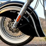 Mudguard of the 2014 Indian Chief Vintage
