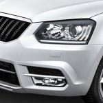 New Skoda Yeti Style headlight