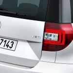 New Skoda Yeti Style taillight