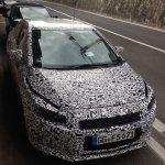 Next generation 2016 Chevrolet Cruze front