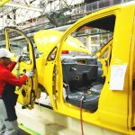Nissan NV200 Taxi Of Tomorrow Production Commences assembly