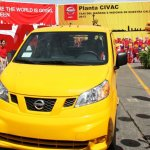 Nissan NV200 Taxi Of Tomorrow Production Commences front