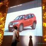 Nissan Terrano Fire Red