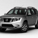 Nissan Terrano - Front