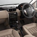 Nissan Terrano - Interior