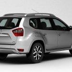 Nissan Terrano - Rear