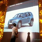 Nissan Terrano Sterling Grey