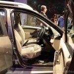 Nissan Terrano cockpit