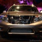 Nissan Terrano front fascia