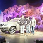 Nissan Terrano launched India