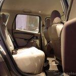 Nissan Terrano rear seat