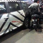 Nissan Terrano spied wheels