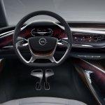 Opel Monza Concept dashboard