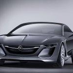 Opel Monza Concept front three quarters