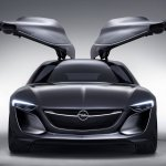 Opel Monza Concept front